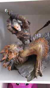 Witcher Statue limited edition West Island Greater Montréal image 3