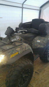 2013 arctic cat 550 special edition