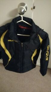 Givova boys winter jacket -NEVER WORN