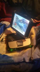 Panasonic laptop