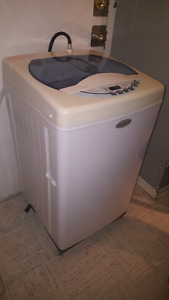 Home Comfort - 11lb Compact Portable Top-load Washer/Dryer