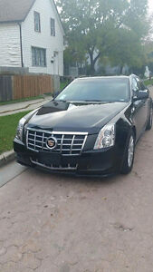 2012 Cadillac CTS Luxury Sedan