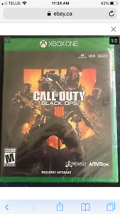 Buying black ops 4 for Xbox one