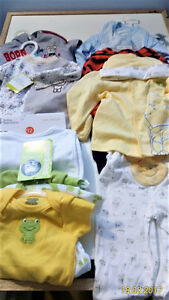 ALL NEW 6-9 M  Baby Boy Clothes!