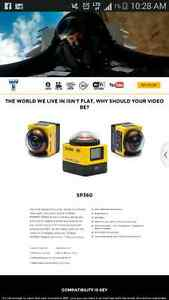 Kodak pics pro SP360  Action Camera