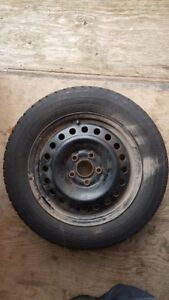 Used Winter Tires - 205/60/16