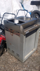 OUTDOOR SINK BBQ ACCESSORY