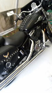 Great gift for dad for xmas Honda 1100 shadow American Classic Sarnia Sarnia Area image 1