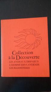 Grolier - Collection à la Découverte, 5$ le volume
