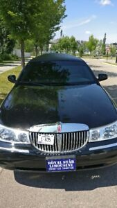 LIMOUSINE FOR SALE! - LINCOLN TOWN CAR