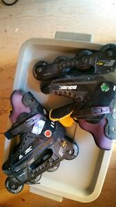 reduced price ladies roller blades