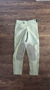 On Course Breeches, Size 26