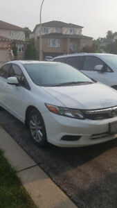 2012 Honda Civic Manual