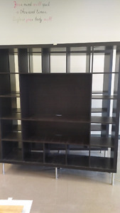 """49"""" Expedit TV Stand IKEA"""