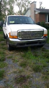 Ford f250 1999 Super duty 2wd 1500$