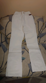 Mascot Painters And Decorators Multipocket White Trousers