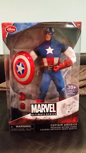 Captain America Marvel Ultimate Series