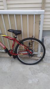 Nukamuna moutain bike Flat back tire