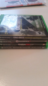 Xbox one games for sale great deal