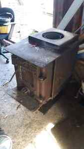 approved wood stove