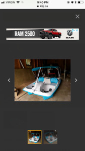 Wanted: Used Pedal Boat