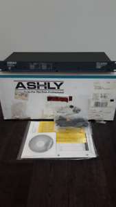 Ashly rack mount equipment. equalizers, maximizer, limiter etc