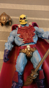 Masters of the Universe Classics Skeletor Like New