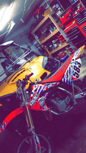 2004 Honda Cr 85