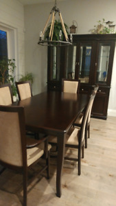 Dining Table Set - 15 pce