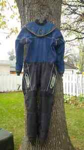 Large Pyro Pro Dry Suit for sale $300