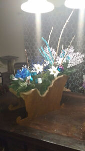 Hand Crafted Holiday Wreaths Strathcona County Edmonton Area image 7