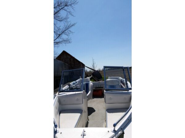 Used 1995 Pro Line Boat Co Cutter Pro Fisher