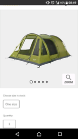 Tent and camping gear *GREAT VALUE*