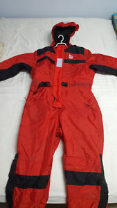Ice Fishing/Snowmobiling Floatation Suit