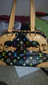 AUTHENTIC Louis Vuitton multi color