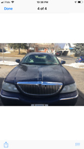 Lincoln town car propane looking to buy for road or parts