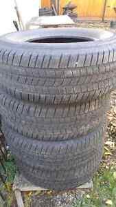 Michelin ltx  ms tires