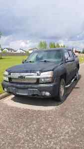 Used Chevrolet Avalanche 1500 4x4 for sale