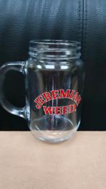 Jeremiah Weed 12x glasses set