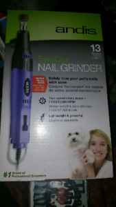 Easy clip nail grinder BRAND NEW