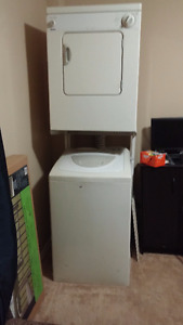 KENMORE STACK-ABLE WASHER AND DRYER $800 or best offer