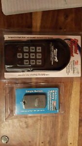 Mighty mule digital gate opener and entry tranmitter