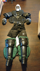 Cat 2 goalie equipment $600 OBO