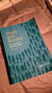 Youth and society by vappu tyyskä 3rd edition.
