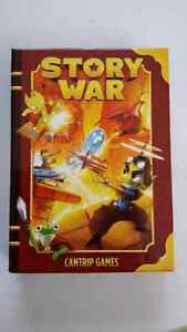 Story War card game (board game) St. John's Newfoundland image 1