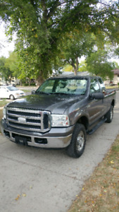 2005 Ford f250 xlt super duty