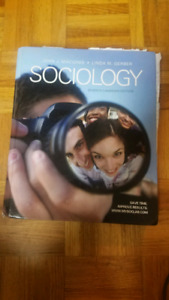 Sociology 7th Canadian Ed