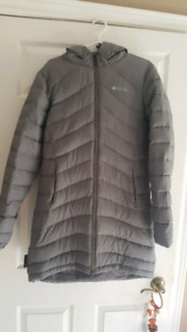 Woman's Winter Jacket, Long Down - Mountain Warehouse