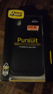 Otterbox phone cases and iPad case