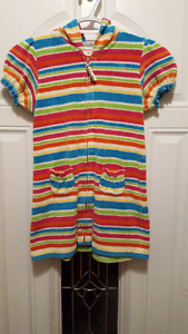 Girls size 7 Bathing Suit Coverip